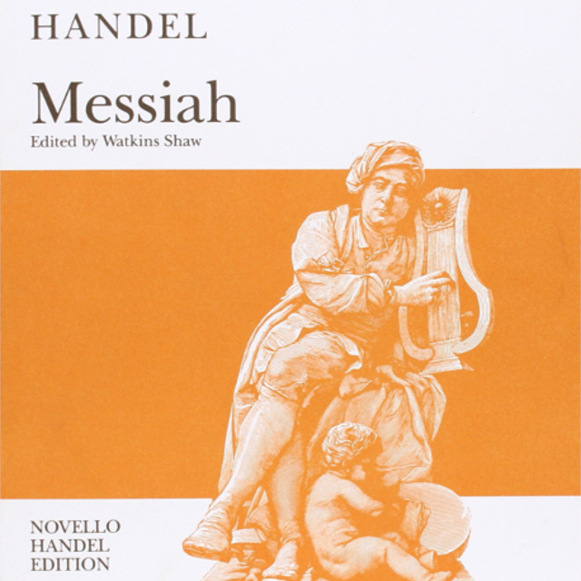 Messiah Messies Haendel Händel Handel